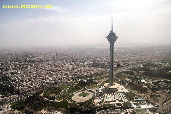 معضلات شهر تهران