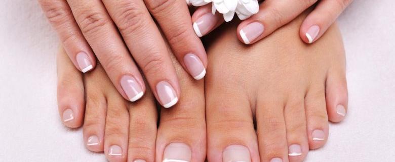 سفید شدن ناخن ها و راه درمان