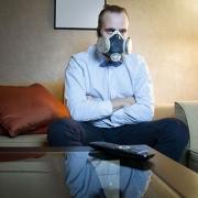 کپکها و آلودگی هوای داخل ساختمان