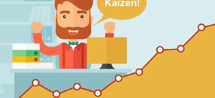 Kaizen کایزن