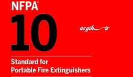 استاندارد NFPA 10