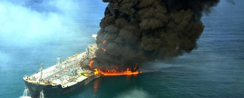 علل رخداد حوادث در نفتکش ها