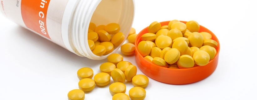 ویتامین c برای درمان سرما خوردگی