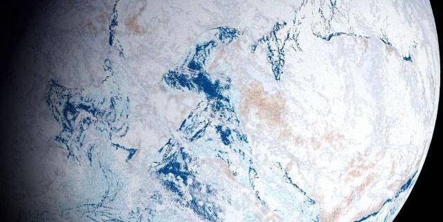 عصر یخبندان زمین