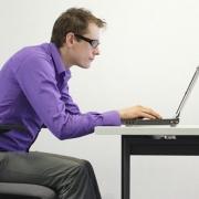 بهداشت حرفه ای در کار با کامپیوتر