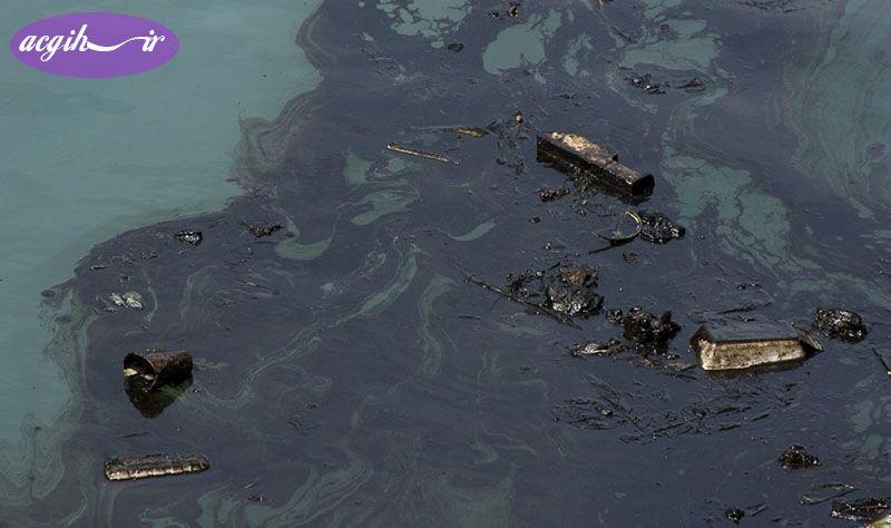 عوارض زیست محیطی نفتکش ها