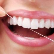نخ دندان و افزایش طول عمر