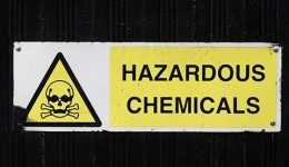 ایمنی در برابر آلودگی های شیمیایی