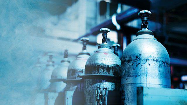 ایمنی سیلندرهای گاز تحت فشار