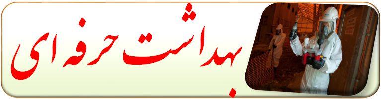تاريخچه بهداشت حرفه ای در ايران