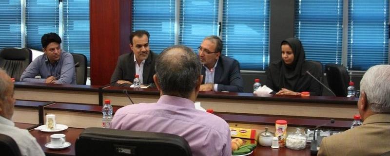 فرم و کلیات صورت جلسه کمیته حفاظت فنی و بهداشت کار