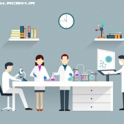 چک لیست مواد شیمیایی آزمایشگاه