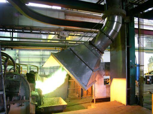 انواع تهویه صنعتی