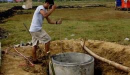 آیین نامه و مقررات حفاظتی حفر چاه هايی دستی