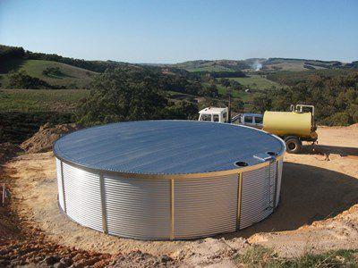 مخازن توزیع آب (Distribution tank)