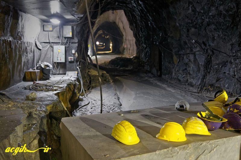 ایمنی برق در معدن