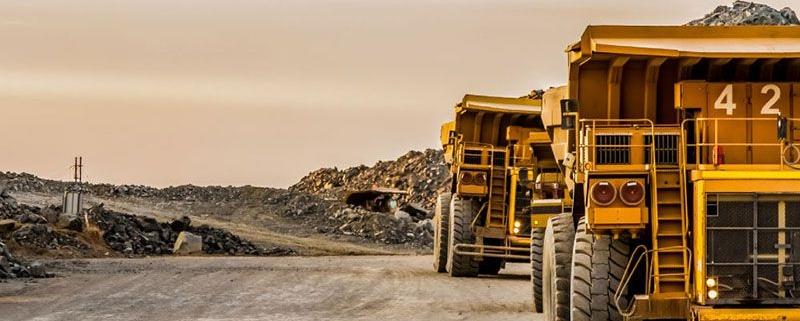ایمنی ماشین آلات معدنی