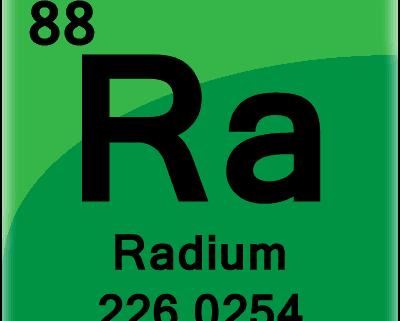 رادیوم 226 در آب آشامیدنی