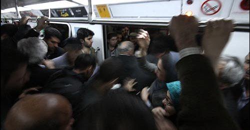 مضلات مترو