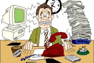 8 شغل استرس زا