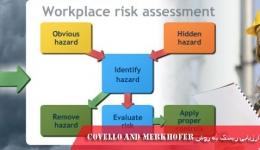 ارزیابی ریسک به روش COVELLO AND MERKHOFER