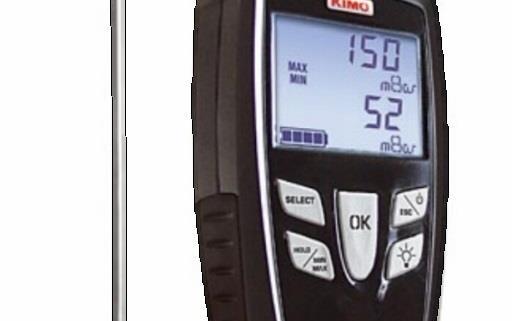 دستگاه اندازه گیری فشار مانومتریک