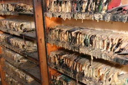پروژه بررسی وضعیت ایمنی و بار حریق کتابخانه ها