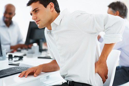 کمردردهای ناشی از کار