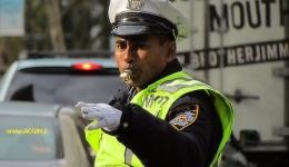 افسر ترافیک - افسر ایمنی