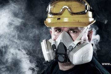 وسایل حفاظتی تنفسی