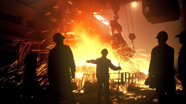Steel Industry - صنایع فولاد