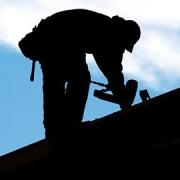 کار در پشت بام