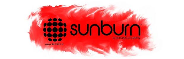 sunburn - آفتاب سوختگی