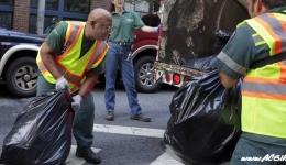 ایمنی و بهداشت در مدیریت زباله و پسماند