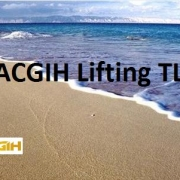acgih lifting tlv