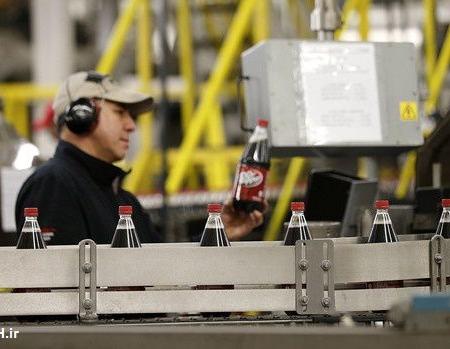 گزارش کار تولید انواع نوشیدنی