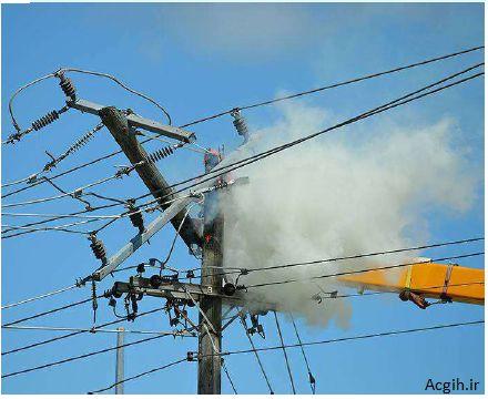 شناسایی خطر و ارزیابی ریسک در برق