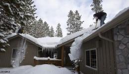 ایمنی در برف