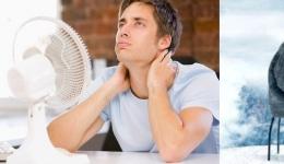 آسایش حرارتی