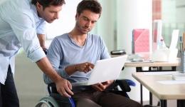 ارگونومی معلولین