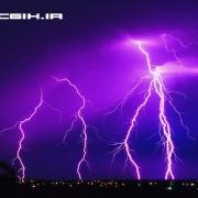 رعد و برق و خطرات ناشی از آن