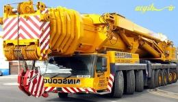 ایمنی جرثقیل متحرک Mobile Crane