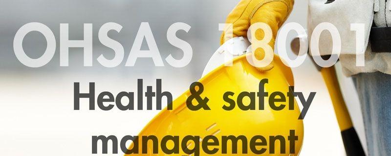 استاندارد OHSAS 18001