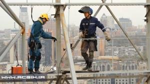 وسایل حفاظت فردی کار در ارتفاع