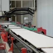 ایمنی و بهداشت حرفه ای در کارخانه کاشی
