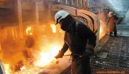 ایمنی و بهداشت در ذوب آهن
