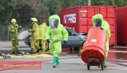 مدیریت حمل و نقل مواد خطرناک