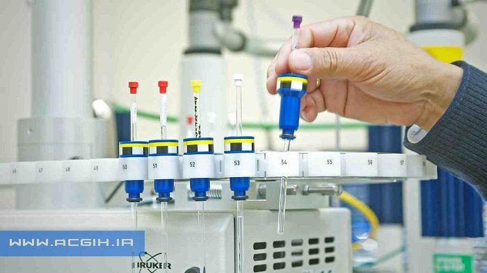 گاز کروماتوگرافی HPLC