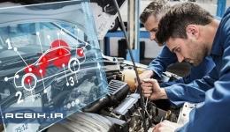 آموزش مسائل ایمنی و فنی خودرو