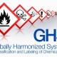 استاندارد بین المللی ایمنی مواد شیمیایی (GHS)